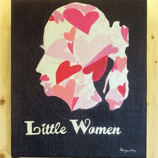Little Women- The replica of original painting