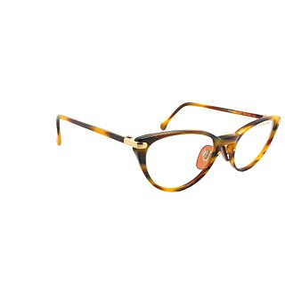 [Even plain / degree lens] Jil Sander Mod. 237 910/410/850 80 years of the German system of antique glasses
