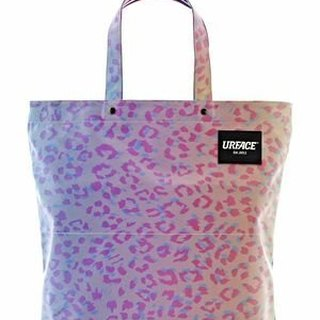 [URFACE] URFACE Original Series / Tualeknutcha color Leopard Shopping Bag