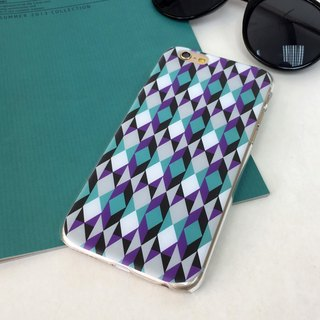 Prism Color 3 Print Soft / Hard Case for iPhone X,  iPhone 8,  iPhone 8 Plus, iPhone 7 case, iPhone 7 Plus case, iPhone 6/6S, iPhone 6/6S Plus, Samsung Galaxy Note 7 case, Note 5 case, S7 Edge case, S7 case