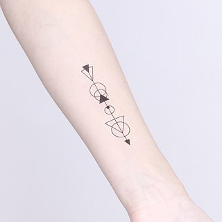 Surprise Tattoos / Geometric Rhapsody tattoos tattoo stickers