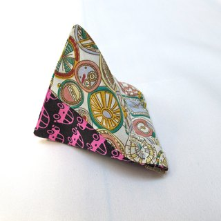 PY33 - Pyramid flex frame coin purse