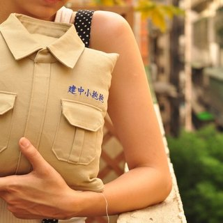PillowHug designed uniform pillow