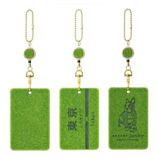 Shibaful grocery lawn clip card holder