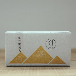 【Wolf Tea】Oriental Beauty Oolong Tea / Natural Honey Flavor
