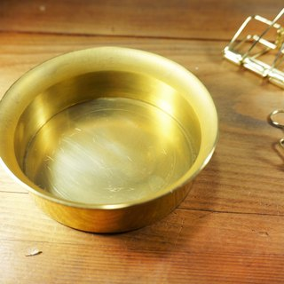 M.F.S BRASS TRAY | brass locket S