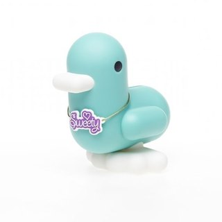 SUSS-Belgian CANAR Cute Exclusive Heart-shaped Duckling Large Savings Bar (Regular Edition Candy Green)