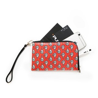 Snupped Isotope - Phone Pouch - Cursor