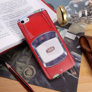 Hong Kong Style Red Taxi Print Soft / Hard Case for iPhone X,  iPhone 8,  iPhone 8 Plus, iPhone 7 case, iPhone 7 Plus case, iPhone 6/6S, iPhone 6/6S Plus, Samsung Galaxy Note 7 case, Note 5 case, S7 Edge case, S7 case