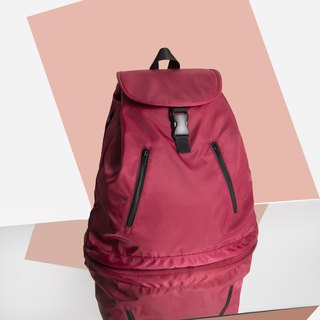 #impeterpeter Backpack in Fuchsia