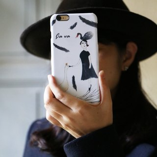 Black swan - phone case