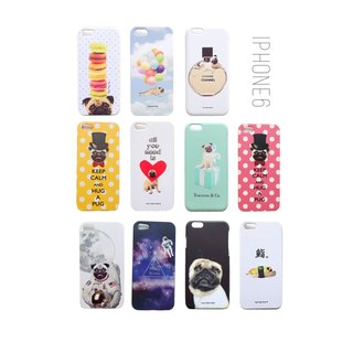 - YONG - Pug Design iPhone6/7/8 plus Cases