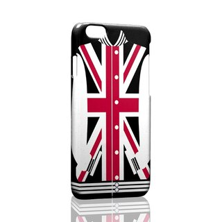 Union Jack baseball jacket custom Samsung S5 S6 S7 note4 note5 iPhone 5 5s 6 6s 6 plus 7 7 plus ASUS HTC m9 Sony LG g4 g5 v10 phone shell mobile phone sets phone shell phonecase