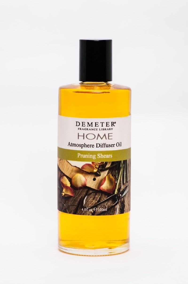 【Demeter氣味圖書館】整隻剪刀Pruning Shears空間擴香精油120ml