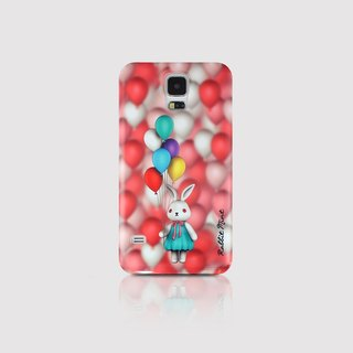 Samsung S5 Case - Merry Boo Balloon (M0009)
