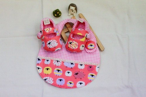QQ pink peach Bleater births shoe pocket Group