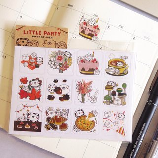 [Sticker] Little Party small party