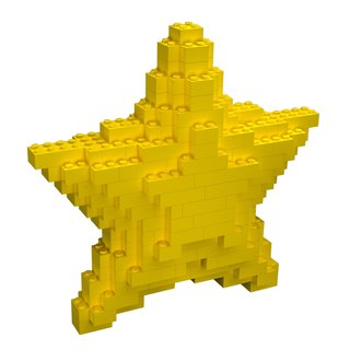 Master Builder - Wishing Star (LUCKY STAR)