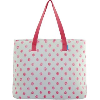 Frochaud - Insulated bag, shopper bag, mother bag ( Red Dot)