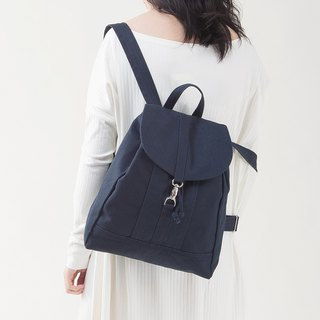 Large Lightweight Casual Roomy Backpack in Canvas/Up to A4/Available in 7 colors