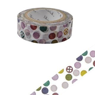 Shinzi Katoh Kato Tetsuya Illustration Paper Tape (Dot KS-MT-10005)