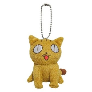 Kuruneko, Japanese Anime cartoon cat nap Soothing phone strap _Poko (KK1409302)