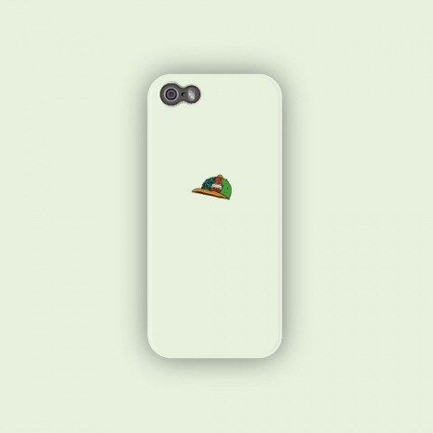 Tropical-cap / 2014 / phone case