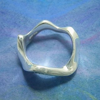 aurora ( aurora sterling silver jewelry ring 极光 銀 戒指 指环 )
