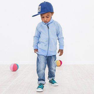 [Sweden] made of organic cotton classic washed jeans (for 2Y-10Y) limited edition children's clothing