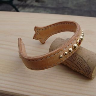 [ISSIS] handmade medieval knighthood d nail bracelet (I)