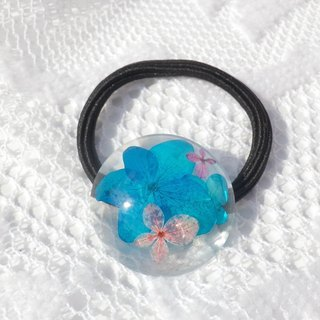 Anny's workshop handmade jewelry Yahua, hydrangea flower hair band jewelry series (a)