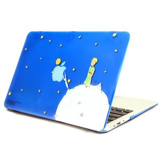 "Little Prince Authorized Series - another planet ""Macbook Pro / Air 13"" dedicated ""crystal shell"