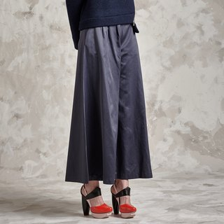 Three-dimensional wide pants / (FIT029C0257-S FIT029C0258-M)