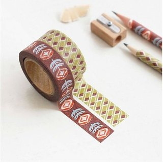 Clearing Specials-ICONIC Paper Tape Set (2 in)-08 Xiangyang Garden, ICO81517