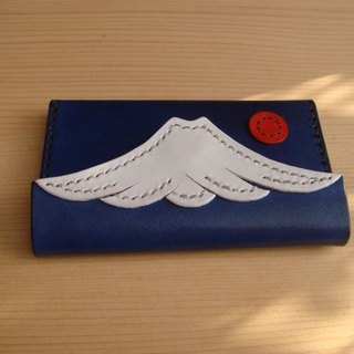 ISSIS - Mount Fuji Style Business Card Holder