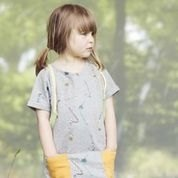 2014春夏 indikidual straw print 洋裝/straw print dress