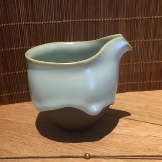 Jianhong teacher hand-made white glaze tea sea