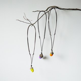 Acorn▲necklace