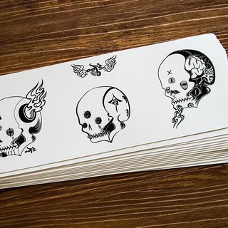 Skeleton // sticker