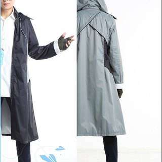 DiiiD Sword Art Online and long sections raincoat boys and girls raincoat Mostly non-general spring and autumn