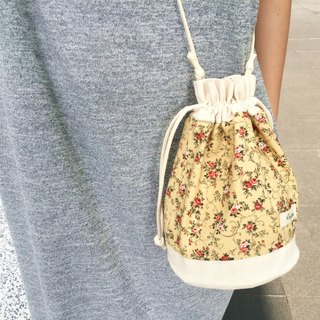 Shoulder bag  crossbodies  bucket bag ::: Rose maner :::