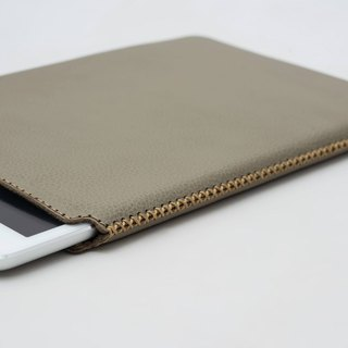 iPad mini3 / 4 leather case - free lettering