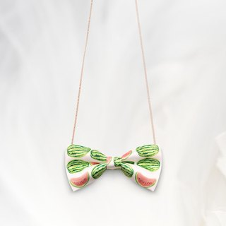K0040 Necklace, Hairband, Pet Collar, Toddler Bow tie