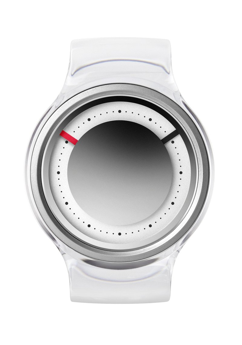 EON Series Watch - Clear transparent