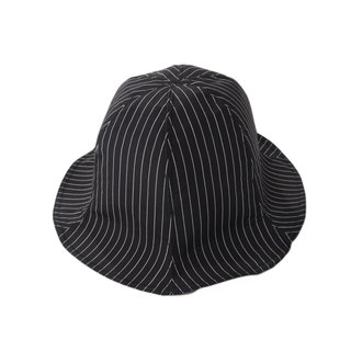 Sevenfold - Waterproof Striped Fisherman bucket Hat waterproof striped fisherman basin cap (black)