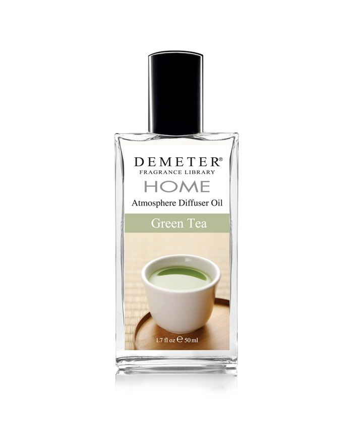Demeter Scent Library Green Tea Spreads Essential Oil 50ml