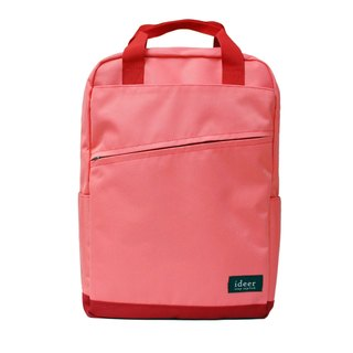 HAYDEN PEACH  Water Repellent Nylon Laptop Two-way Backpack
