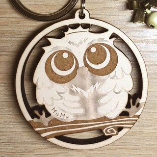 MuMu Sweety ✿ owl Prince / key ring