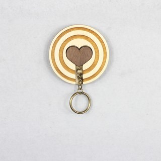 Key House Heart < Customizable Storage Decoration Gift X'mas >