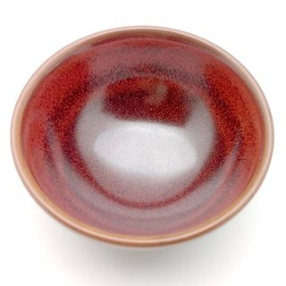 [Sheen] may kiln red Glaze small cup of Premium Edition] [carefully selected original check Outgoing Quality Assurance